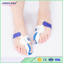 цена на Day Night Use Bunion Splint Foot Pain Relief Big Toe Spreader Hallux Valgus Pro Toe Corrector Orthopedic Feet Care Tool 2pcs/lot