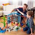 Горячие Продажи Hotwheels Город гараж роскоши CMP80 сплава автомобиля игрушка мальчика бесплатная доставка