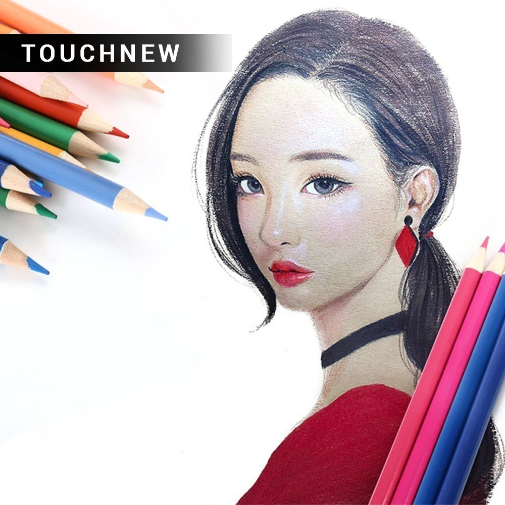 Best Durable Genuine 120 cute oily color cartoon water-insoluble graffiti lead school-supplies pencil pen Safety best cartoon pen 72 color graffiti oily water insoluble cute kawaii pencil painting supplies safety
