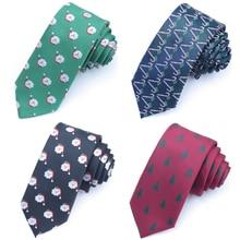 Ties for Men Fashion Skinny Tie Bowtie Cravat Wedding Dress Necktie Plaid Cravate Mens Business Festival Gift Shirt Accessories