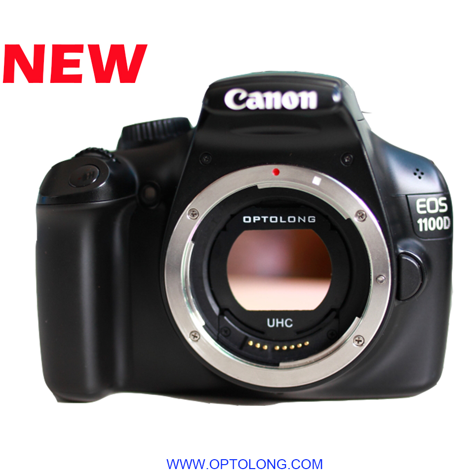 Yolong Optolong Built-in UHC filter The Canon EOS!!! Astronomical photographic filters optolong yulong 2 inch 1 25 inch built in l pro almost no color filter light filter deep space photography filter