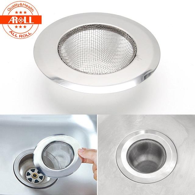 Stainless Steel Kitchen Sink Plug Strainer Anti blocking Drain ...