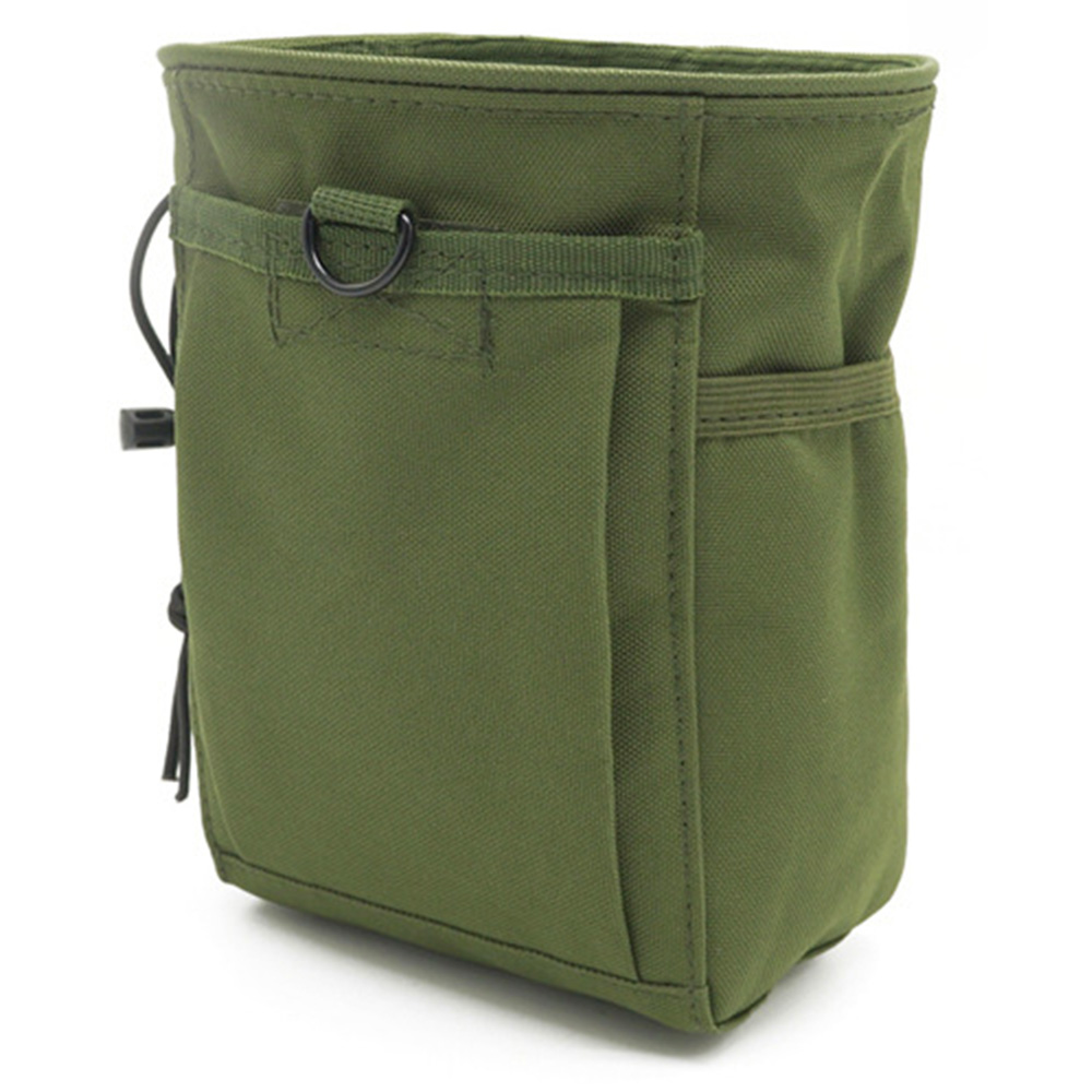 3 Colors Cartridge Bag Outdoors Airsoft Durable Waist Pouch Hunting Drawstring Tactical Oxford Cloth Camping Pocket Waist Diy For Improving Blood Circulation