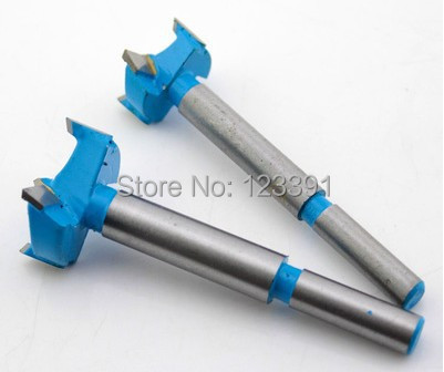 32*125*8mm hex handle lengthened TCT Wood Hinge Boring Hole Saw Drill Bit Cutter Set Auger Tungsten Carbide Tipped dril bits 12pcs set hq cnc carbide diameter hinge boring drill bit woodworkers wood hole saw cutter bits