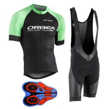 100% Polyester Quick Dry Orbea Pro Team Cycling Jersey Breathable Sportwear maillot Ropa Ciclismo Bike Cycle Bicycle Clothing A2