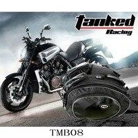 2018 Новая мода Tanked Racing Multi function мотоциклетная седельная сумка мотоциклетная Боковая Сумка из Оксфорда/ПВХ покрытие отражающее