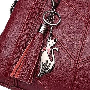 Tote Tassel Luxury Handbags  5