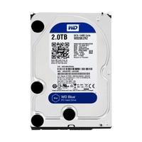 Western Digital WD Blue 2TB hdd SATA 3.5 64MB Cache Internal HDD Hard Drive for Desktop WD20EZRZ