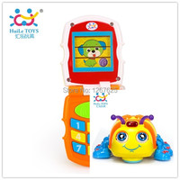 Music Bebe Mobile Learning Educativos Toys Eletronicos Insect Toys Brinquedos Para Free Shipping Huile Toys 766