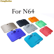 ChengHaoRan 20Pcs For N64 Door Cover Jumper Pak Lid Memory Expansion Nintend 64 Card slot cover doors