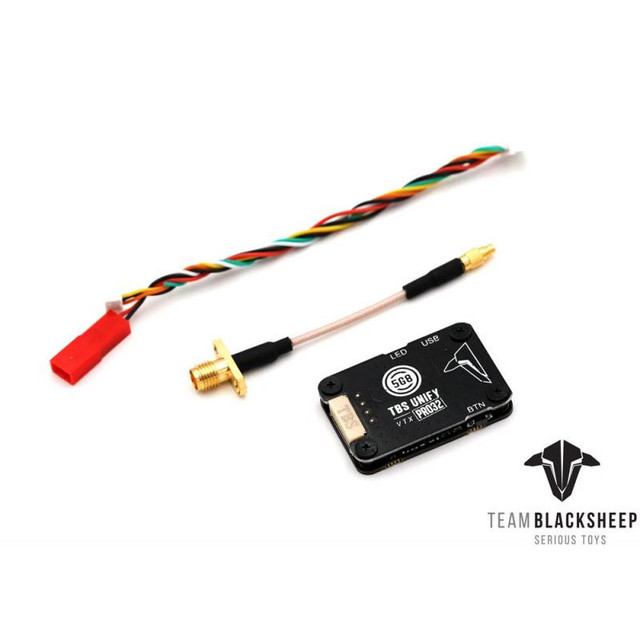 In stock Original TBS Unify Pro32 5G8 HV Video transmitter with MMCX connector For FPV RC Racing Drone RC model