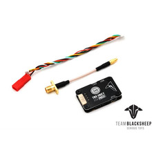 W magazynie oryginalny TBS Unify Pro32 5G8 HV nadajnik wideo z złącze MMCX dla FPV RC Racing Drone model RC