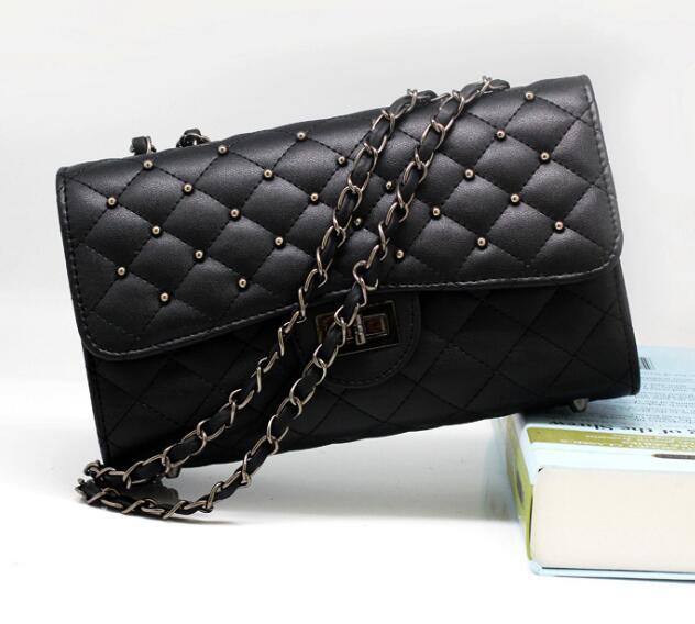 새로운 패션 여름 한국 패킷 체인 가방 어깨 메신저 조수 핸드백 캔디 착색 저녁 가방 파티 가방 선물 가방 bolsas