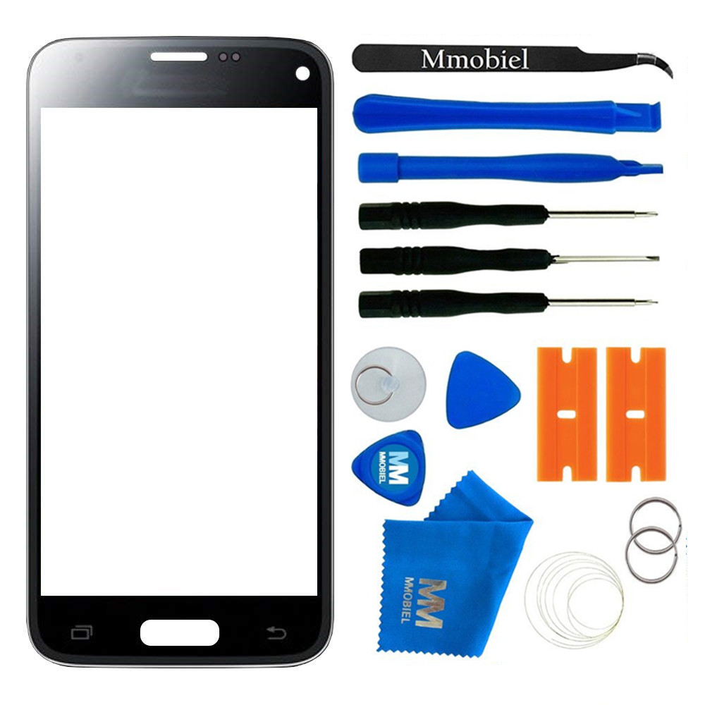incl Black Tools and Easy Manual MMOBIEL LCD Display Touchscreen Replacement Compatible with iPhone 5S