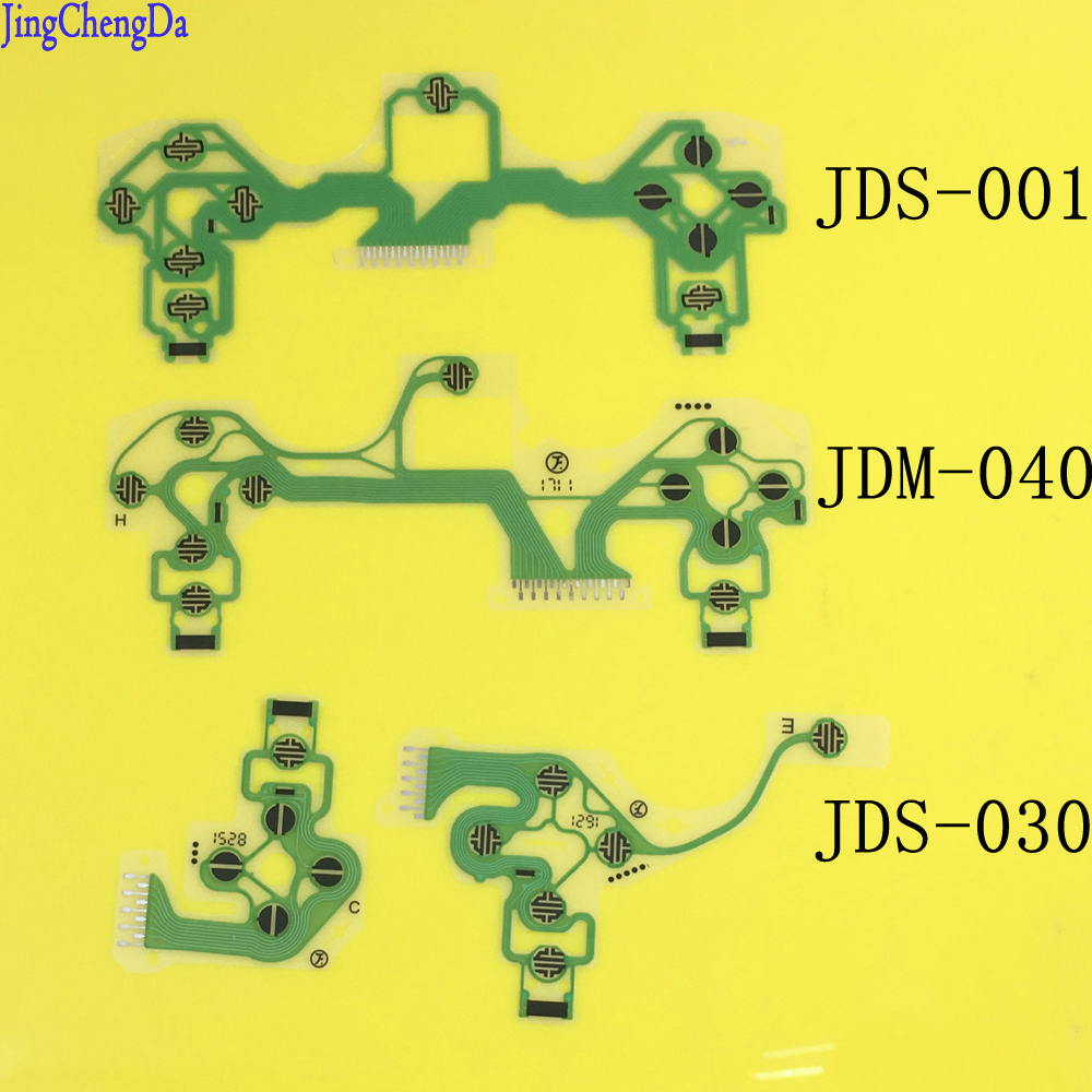 jds-001-jds-030-for-dualshock-4-ps4-ds4-pro-slim-controller-conductive-film-conducting-film-keypad-flex-cable-for-font-b-playstation-b-font-4