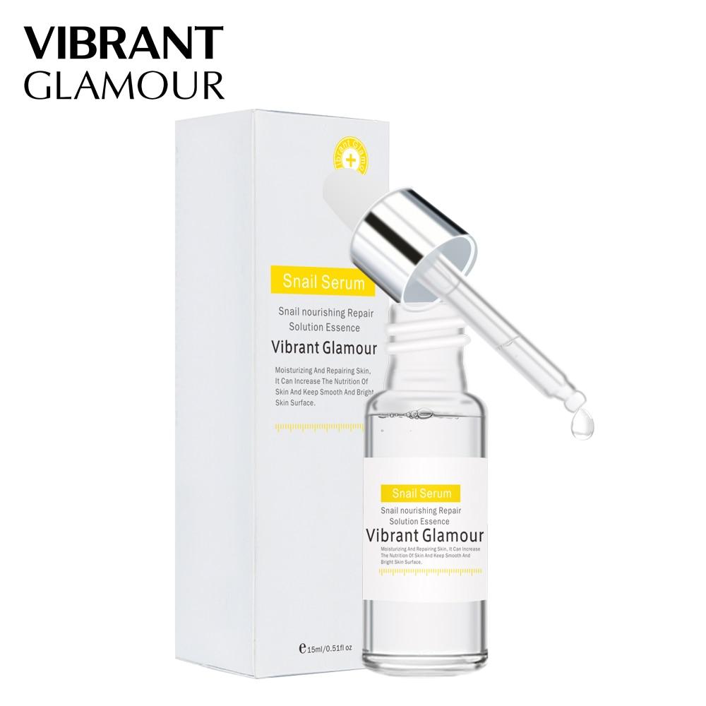 VG 1 Pc Nourishing Hyaluronic Acid Shrink Pores Face Serum Anti-Aging Wrinkle Tighting Brighten Snail Plant Eye Essence TSLM2