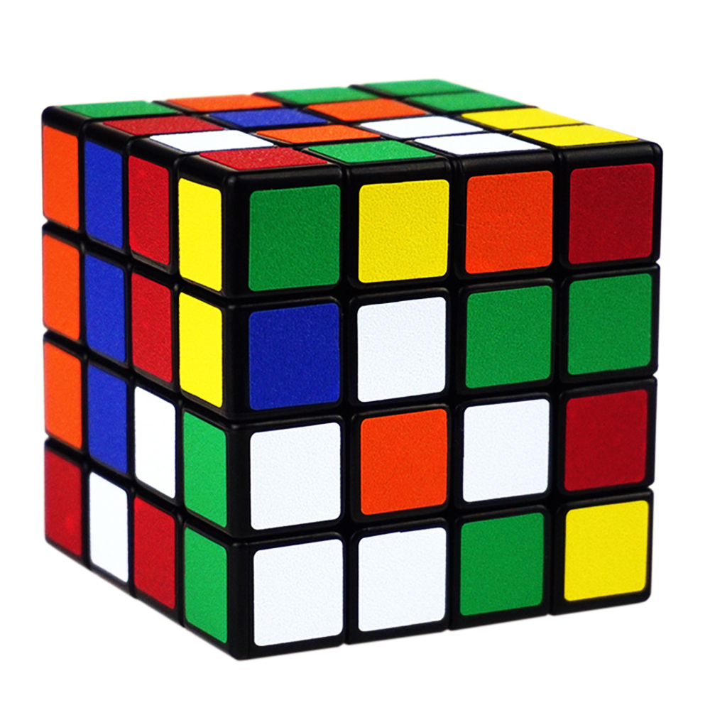 4x4x4 ShengShou's Cubes Magic Cubes 4*4*4 Professional Rubix Rubic Cube Toy for Kids 6.2CM Cubo Megico 4 Layers