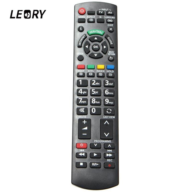 LEORY New Replacement Remote Control For Panasonic 3D TV N2QAYB000659 NC Smart TV LCD LED Plasma TVs цена