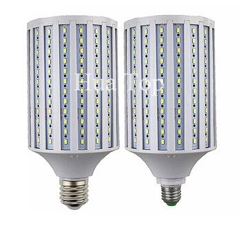 цена на Lampada Super Bright 50W 60W 80W 100W LED Lamp E27 B22 E40 AC 110V/220V Corn Bulb Pendant Lighting Chandelier Ceiling Spot light
