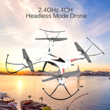 Brand New RC Quadcopter 2.4GHz 4CH Headless Mode Drone Dron One Key Return Feature Waterproof Drones 3D rollover Fly Helicopter