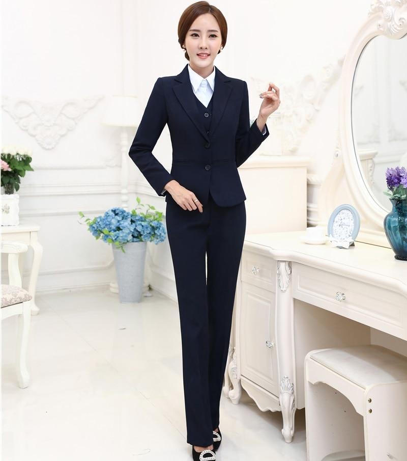 Popular Professional Women Suits-Buy Cheap Professional Women ...