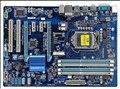Бесплатная доставка в исходном материнская плата для Gigabyte GA-Z77P-D3 DDR3 LGA1155 платы Z77P-D3 32 ГБ Z77 рабочего материнская плата