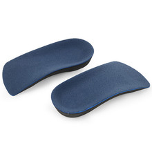 Для мужчин Для женщин стельки массирующие обувь ортопедические Арка облегчение боли Поддержка обувные стельки вставка подушечки валик для занятий спортом