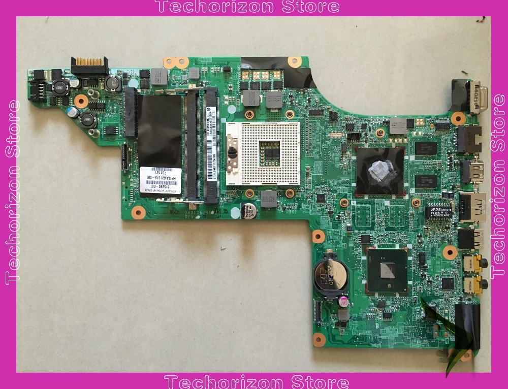 A0LX6MB6G1 DA0LX6MB6H1 615280-001 for HP Pavilion DV6 DV6-3000 Motherboard tested working 592816 001 for hp pavilion dv6 dv6t dv6 3000 laptop motherboard da0lx6mb6i0 tested working