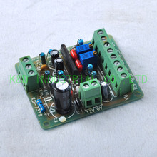 2pcs VU Meter Driver Board Stereo for 2meters Audio Tube Amplifier DIY Part Audio Amp цена и фото