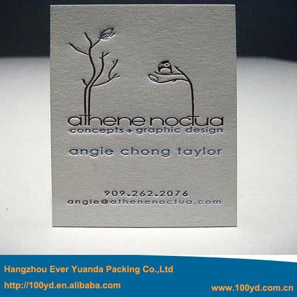 Haute Qualit New Custom Design Carte De Visite Impression Chaud Argent Or Estampage 350gsm Papier Spcial Moins Cher Prix Dans Cartes