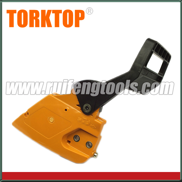 US $19 0 |NEW BRAKE HANDLE / CLUTCH SPROCKET COVER MCCULLOCH CHAINSAW MAC  CAT 335 435 440-in Tool Parts from Tools on Aliexpress com | Alibaba Group
