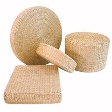 Pastoral tattoo cushions thickened meditation meditation yoga mat cushions straw futon custhion a hollins meditation