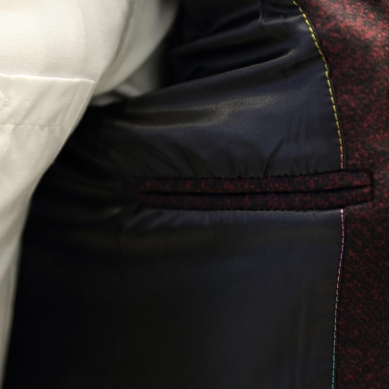 2016 Νέα Άφιξη Business mens blazer Casual Blazers Men - Ανδρικός ρουχισμός - Φωτογραφία 5