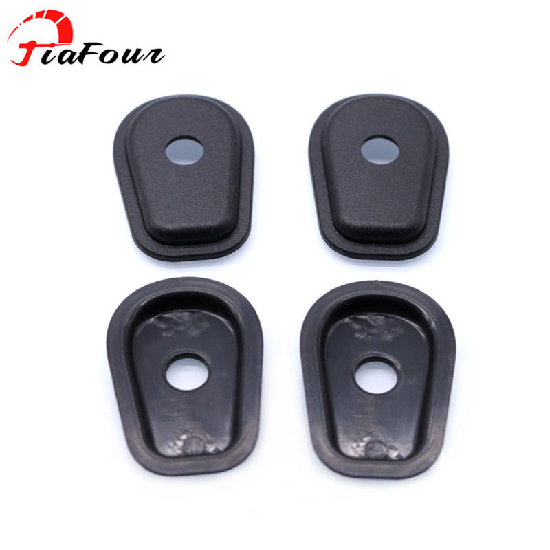 For <font><b>KAWASAKI</b></font> Z250 Z250SL Z300 Z750 Z750S Z800 Z1000 Z1000SX Ninja 650R <font><b>Z</b></font> <font><b>800</b></font> Turn Signals Indicator Adapter Spacers image