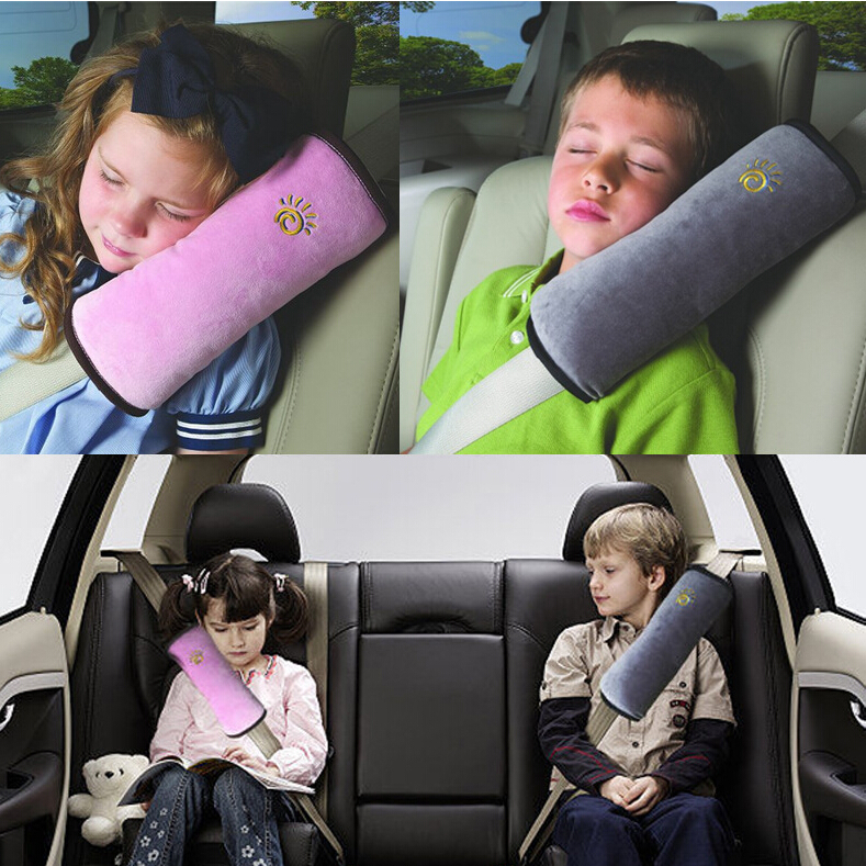 Car-styling Car seat belt Shoulder Pillow For <font><b>BMW</b></font> all series 1 2 3 4 5 6 7 X <font><b>E</b></font> F-series E46 E90 X1 X3 X4 X5 X6 F07 F09 F10 F30 image