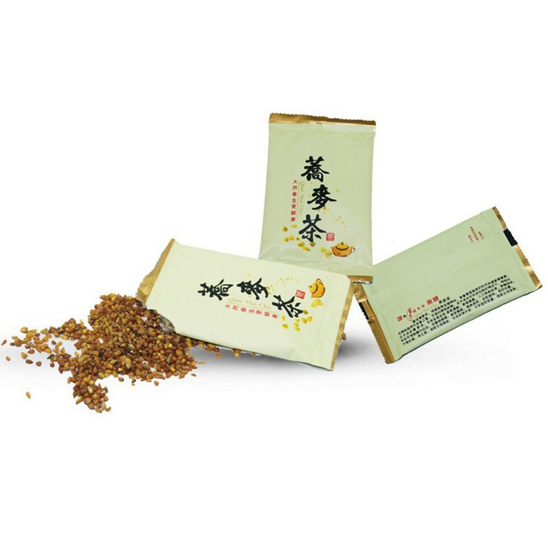 C-TS052 Free Shipping ! Super Popular !! Promotion !! 30 Bags Chinese Gold Buckwheat Tea, Weight Loss Diet Tea, Gift Packing