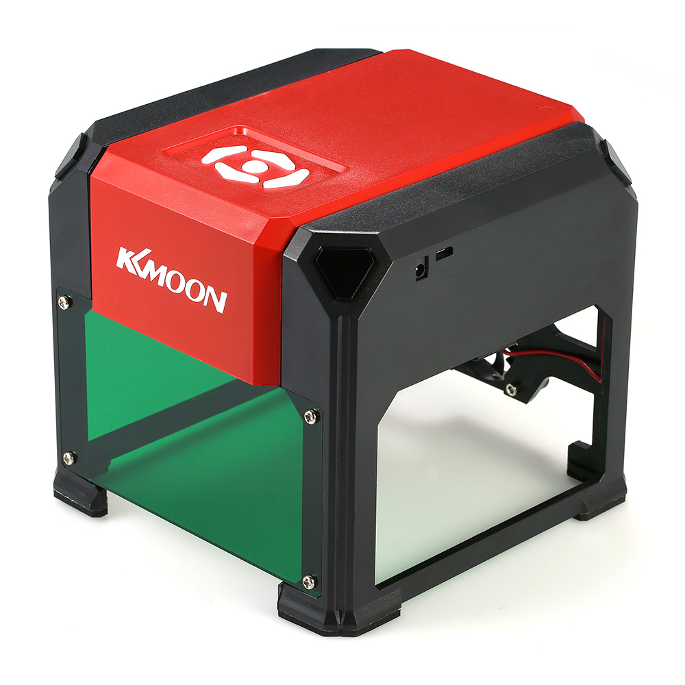 KKmoon 3000mW K5 DIY Mini USB Laser Engraving Machine Automatic CNC Wood Router Laser Engraver Printer