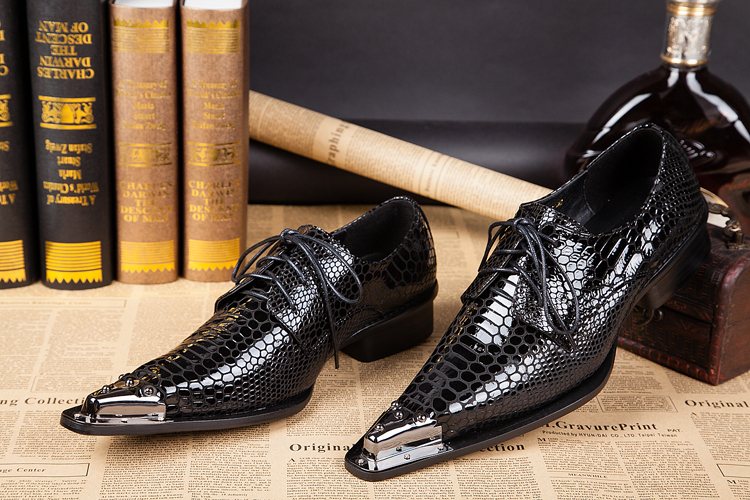 2018 Fashion British Style High Quality Genuine Leather Men Oxfords, Lace-Up Business Men Shoes Wedding Shoes, Men Dress Shoes mycolen high quality genuine leather men s oxfords square toe lace up platform british designer dress wedding flats shoes