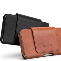 QIALINO For IPhone 7 Plus Genuine Leather Case Phone Bags Waist Pocket Case For IPhone 7