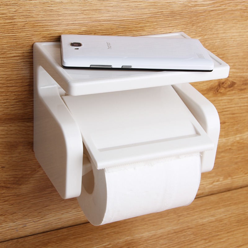 japanese toilet paper holder. White Plastic Paper Holder Japan Style 6004 Roller Durable  Bathroom Accessories Wall Mounted Waterproof Box in Holders from Home