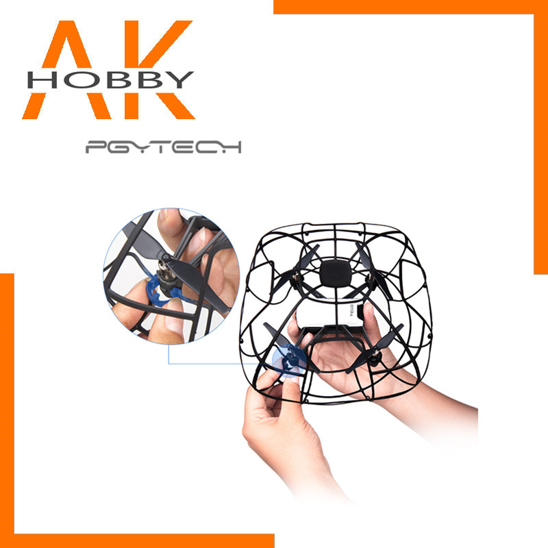 PGYTECH PGY Full Protection Protective Cage Propeller Guards for DJI Ryze Tello Drone AccessoriesPGYTECH PGY Full Protection Protective Cage Propeller Guards for DJI Ryze Tello Drone Accessories