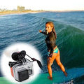 Go Pro Mouth Teeth Style Mount Surfing Diving Shoot Set Surf Dummy Bite bag for GoPro Hero 4 3 3+ 2 SJ4000 SJ5000