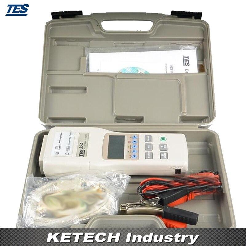 Лидер продаж TF03 100 в 500A универсальный тестер емкости батареи индикатор напряжения тока панель кулонометр - 3