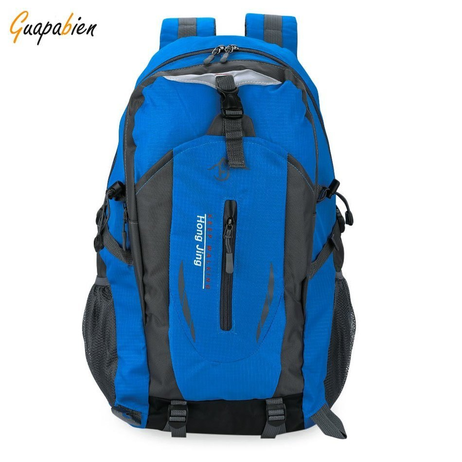 Fashion Nylon Women Men Bags Waterproof Travel Backpack Mochilas Rucksack High Quality Big Backpack цена и фото