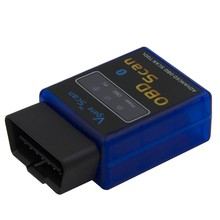 Vgate ELM327 V1.5 с PIC18F25K80 чип OBD2 Bluetooth сканер OBD2/OBDII ELM 327 V1.5 Поддержка J1850 читателя Кода