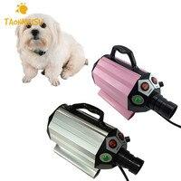 Portable Home Use Pet Hair Dryer Dog Cat Hair Grooming Dryer Adjustable Speed Cat Fur Grooming Hairdryer EU/US/UK 1pcs