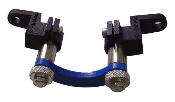 MST-8700 MA-03/MA-04 montage à glissière universel avec filetage (un ensemble complet) pour machine d'alignement de disque de tour de frein de voiture MA-002