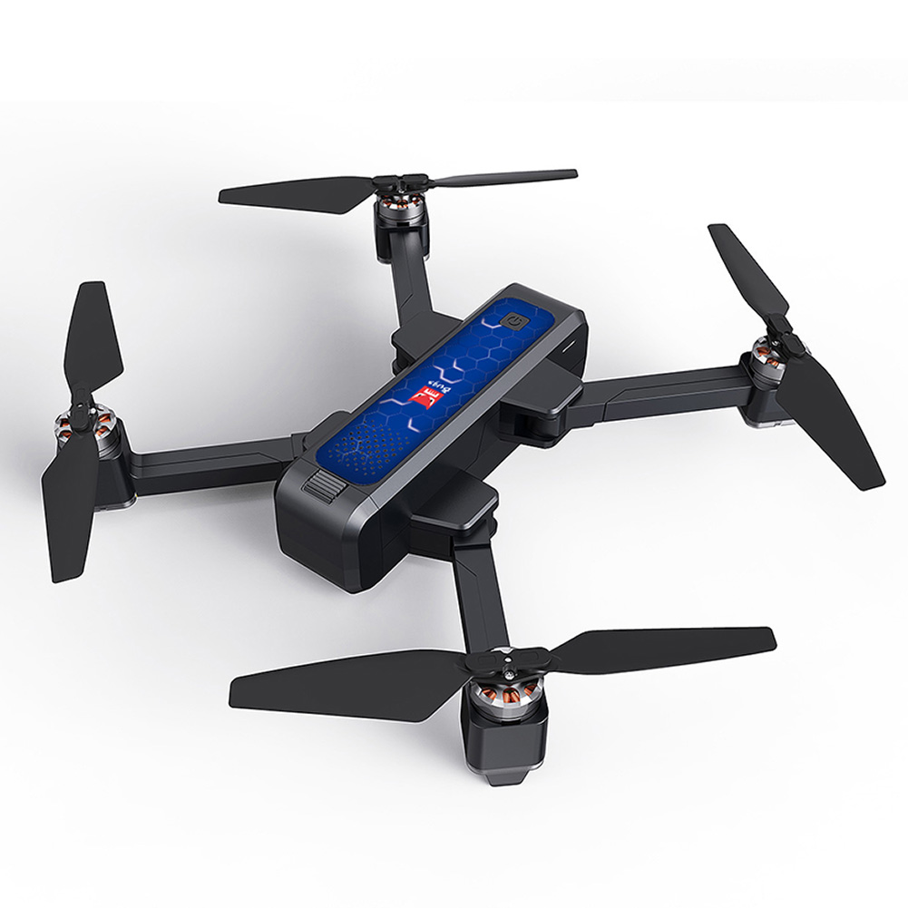 Drone Toys RC Quadcopter Gift HD Brushless Remote Control GPS Positioning Foldable Single Battery Altitude Hold