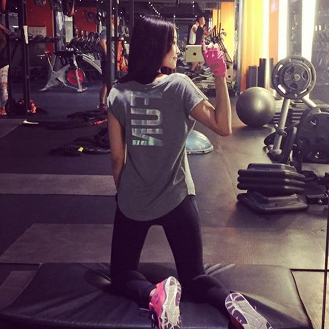 Women Yoga Funny Message T-Shirts / Tees