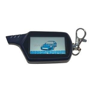 Пульт дистанционного управления автозапуском B9, 10 шт./лот, с ЖК-дисплеем, для двухсторонней автомобильной сигнализации Starline B9 Twage, брелок для...